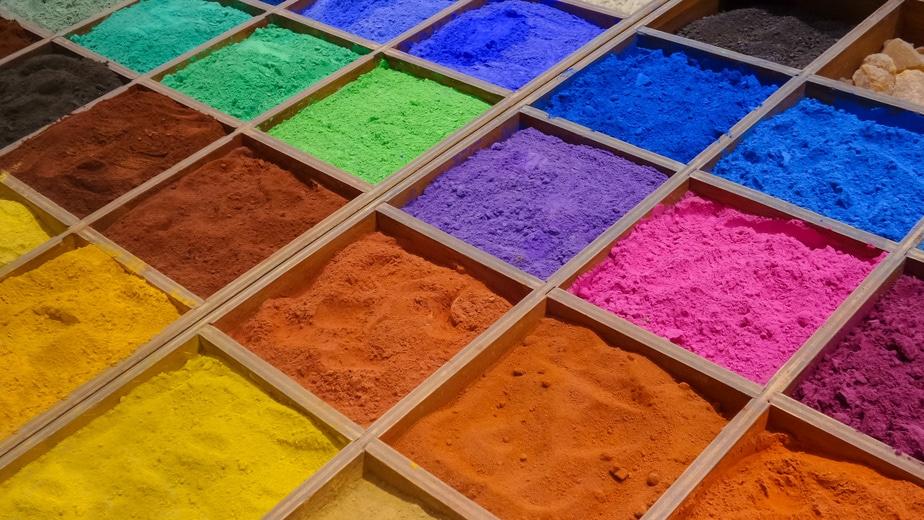 Peinture liquide VS peinture en poudre